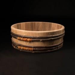 Baquet chêne 18 litres – Le Traditionnel Sédentaire [S]