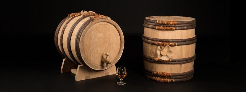 Tonneaux bois (chêne) | Cyrille Dumoutier - Art et Tonneaux
