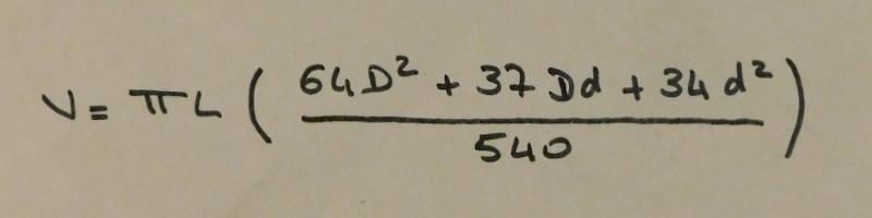 Equation de Camus