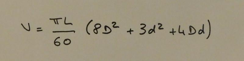 Equation basée sur la parabole