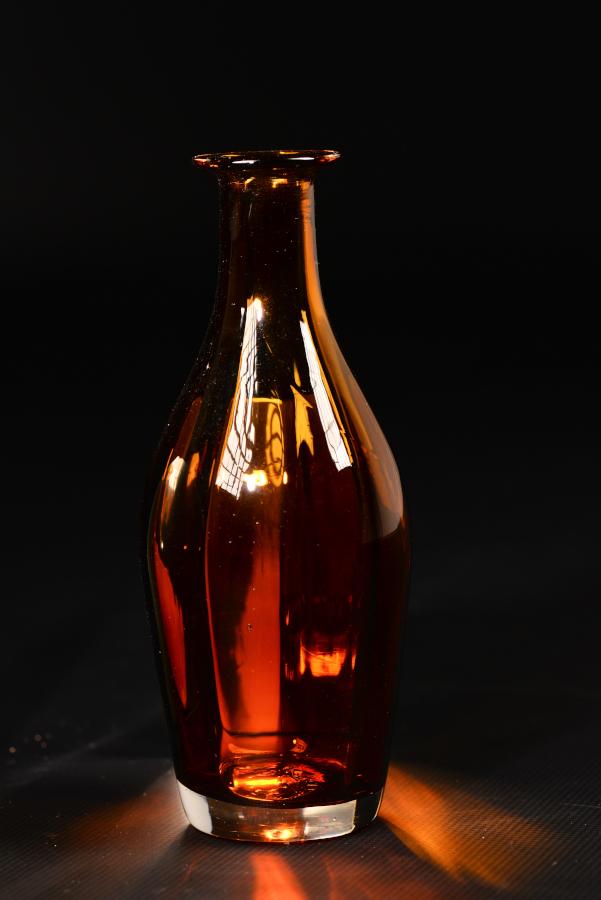 bouteille en verre pour l'huile