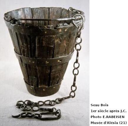 Seau de puits d'Alesia