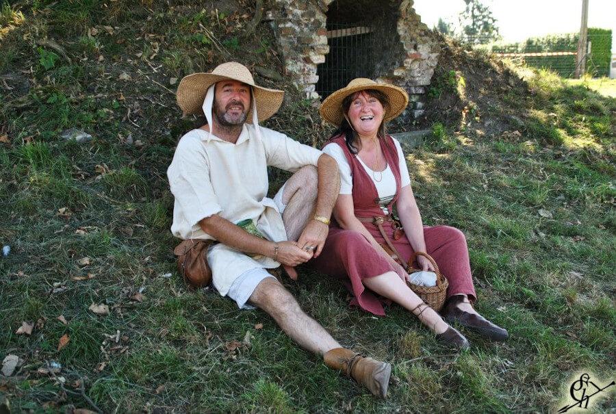 Lydie et Laurent Broucke