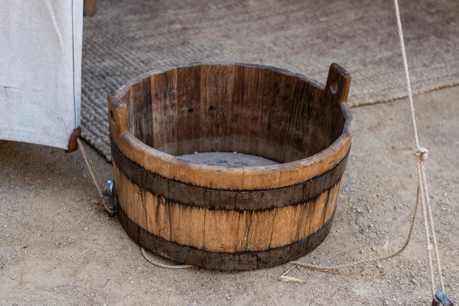 Baquet 25 litres